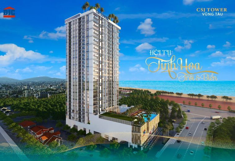 CSJ Tower Vung Tau