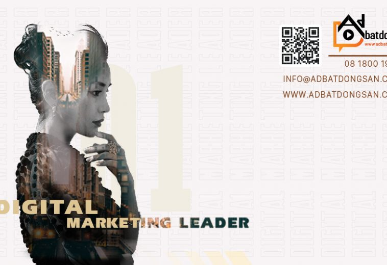 Vị trí Digital Marketing Leader