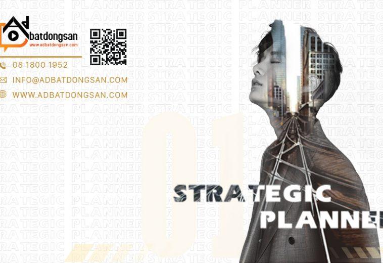 Vị trí Strategic Planner