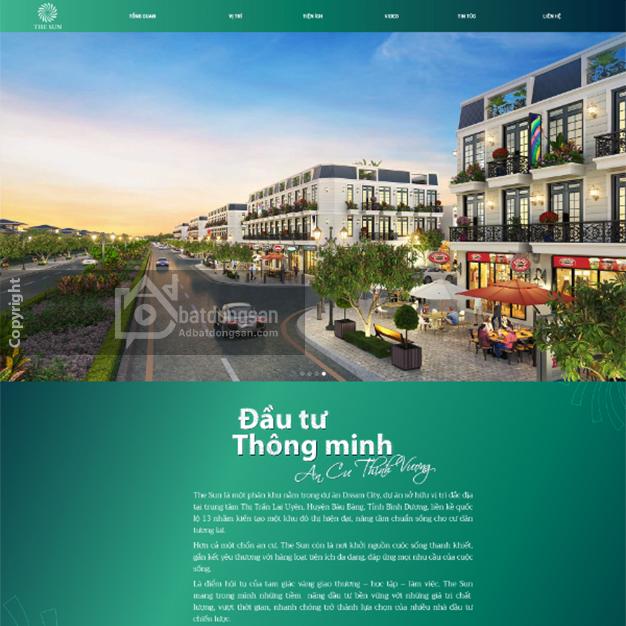 Lợi ích website bất động sản mang lại